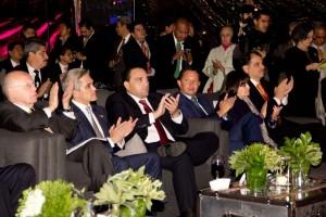CRM Carlos R. Macedo Lanzamiento del Premio Nacional de Finanzas Estatales