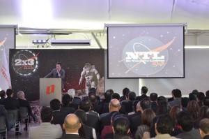 Carlos Rojo NTL Lanzamiento del Programa 2×3