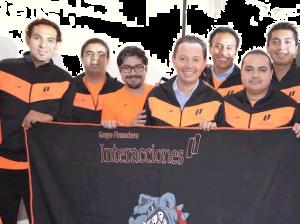 Carlos Rojo en Juegos Bancarios2015