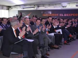 Carlos-Rojo-en-el Lanzamiento del programa2x3