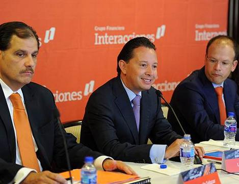 Interacciones y Banorte, la embestida de la banca mexicana