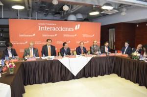 Carlos Rojo Macedo en la Presentacion de Resultado 2T15