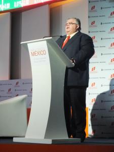 Agustín Carstens Gobernador del Banco de México
