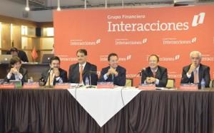 Carlos Rojo Macedo en la Presentacion de Resultados 3T