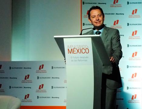 Reconoce estabilidad económica y solidez financiera en México