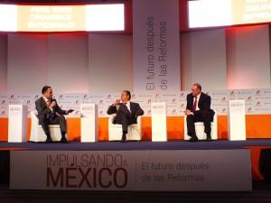 panel de vision de los organos empresariales-foro-impulsando a Mexico