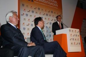 Carlos Rojo Macedo en el II Premio de Finanzas Estatales