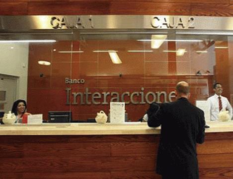 El Financiero – Interacciones tuvo su mayor alza en cartera de crédito en casi 3 años.
