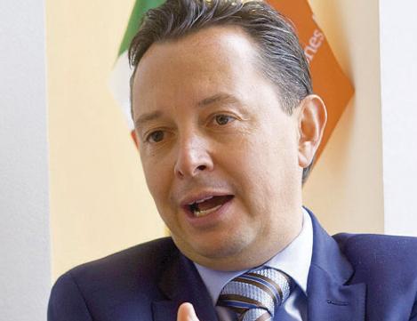 """«Estados tienen margen para endeudarse"""": Carlos Rojo Macedo"""