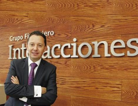Grupo Financiero Interacciones blinda sus préstamos