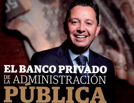 El banco privado de la administración pública