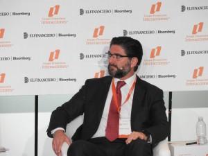 """Panel """"El ahorro como motor para impulsar el crecimiento"""" Jaime González Aguadé"""