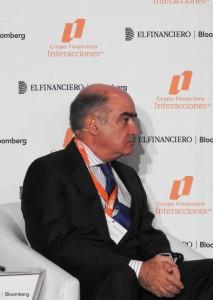 """Panel """"El ahorro como motor para impulsar el crecimiento"""" Luis Tellez Kuenzler"""