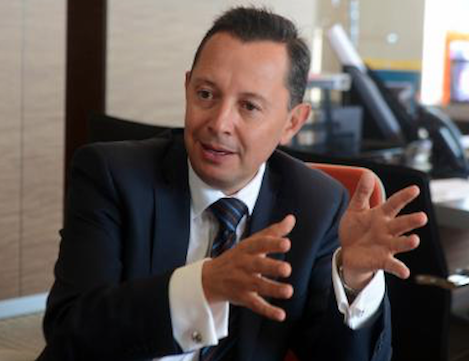 Carlos Rojo: Banco Interacciones es el banco más activo en atención a Pymes