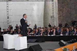 Conferencia de Aurelio Nuño