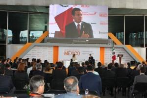 Platica con el presidente EPN