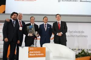 Reconocimiento a Conferencia José Antonio Meade Kuribreña